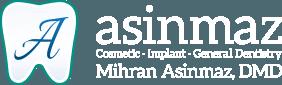 Mihran Asinmaz, DMD footer logo